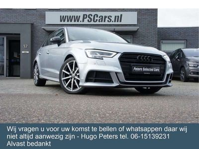 tweedehands Audi A3 Sportback 35 TFSI Black Optik S-Line VirtualCockpi