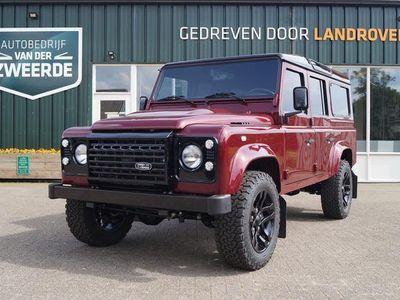tweedehands Land Rover Defender 110 Td4 Td4 Station Wagon Xtech Volledig gerestaur