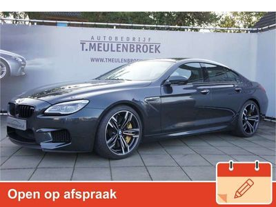 tweedehands BMW M6 Gran Coupé Competion Package, 600PK