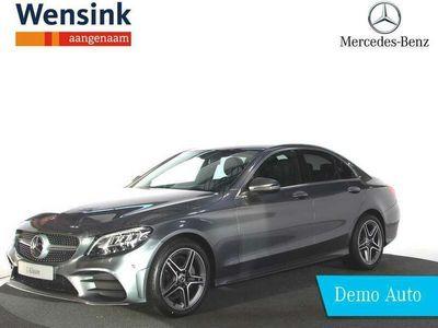 tweedehands Mercedes C180 Business Solution AMG   Dodehoek Assistent   Digitaal..