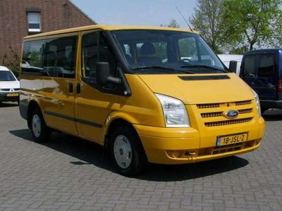 tweedehands Ford Transit 2.2tdci,airco,9 zits