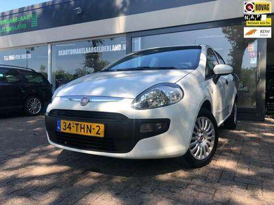 tweedehands Fiat Punto Evo 1.4 Natural Power Active Nieuwe Apk/Έlectric Ramen/CNG