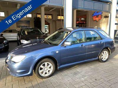 tweedehands Subaru Impreza Plus 1.5R Comfort Edition 1 EIGENAAR !