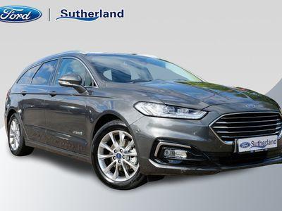 tweedehands Ford Mondeo Wagon 2.0 IVCT HEV Titanium 187pk Automaat Full LED | Έlectric Achterklep | Stoelverwarming | Verlengde Fabrieksgarantie t/m 12-2023