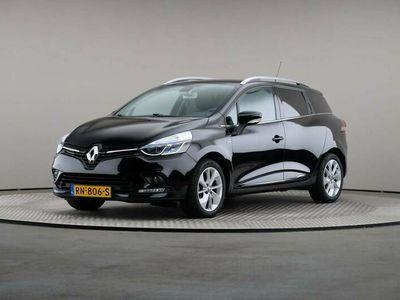 tweedehands Renault Clio 0.9 TCe Limited, Navigatie