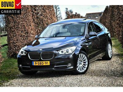 tweedehands BMW 520 5-SERIE Gran Turismo Sp-Stoelen Leer Navigatie Trekhaak Xenon d