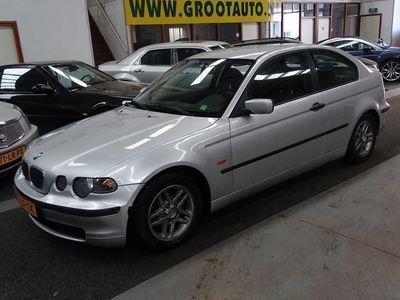 tweedehands BMW 316 Compact 316TI Airco Nap 228868km