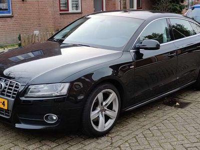 tweedehands Audi A5 2.0 TFSI Pro Line S-line (exterieur)