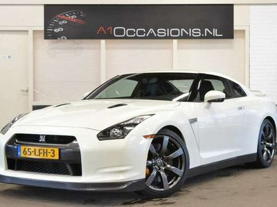 tweedehands Nissan GT-R 3.8 V6 Black