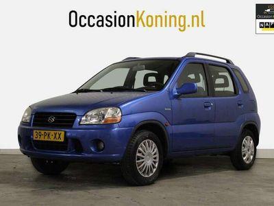 tweedehands Suzuki Ignis 1.3-16V Special |Airco|Elek. pakket|CDV