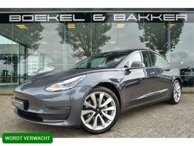 tweedehands Tesla Model 3 SR+ 4% bijtelling - 54.389,- incl. - 19inch