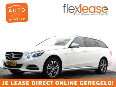 tweedehands Mercedes 200  E-Klasse, EstateAUT Prestige AMG -Line 7 Persoons, Led Xenon, Leer, Camera