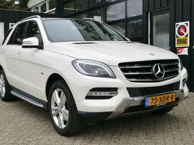 tweedehands Mercedes ML350 Automaat / NL-Auto/ Dealer onderhouden