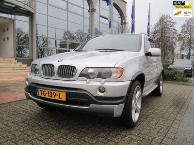 tweedehands BMW X5 4.6is aut/lpg/alle opties/132089 km /nieuwstaat/yo