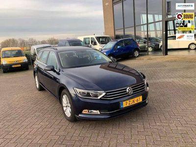 """tweedehands VW Passat Variant 2.0 TDI Comfortline, Climate Control, Wegklapbare Trekhaak, Cruise Control,150PK, 16""""Lichtmetalen velgen"""