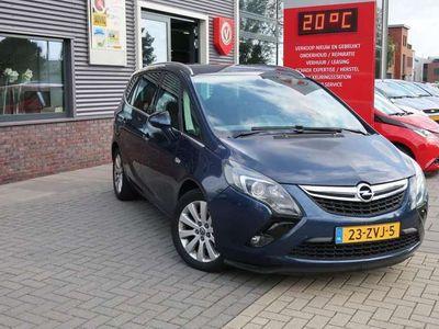 tweedehands Opel Zafira Tourer 2.0 CDTI Cosmo 7p. Navi / Cruise / Έlectric. ramen