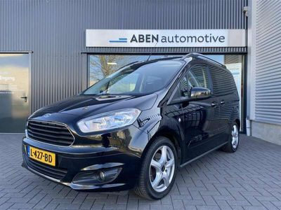 tweedehands Ford Tourneo Courier 1.0 EcoBoost 100PK Titanium (TREKHAAK|PDC)