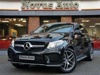 tweedehands Mercedes GLE350 Coupé d 4MATIC Pano H&K Airmatic