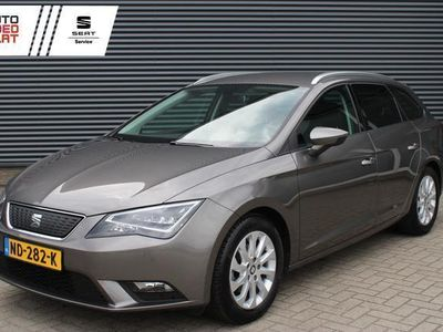 tweedehands Seat Leon ST 1.0 EcoTSI Style Connect Led-Matrix Navigatie Camera Full-Link