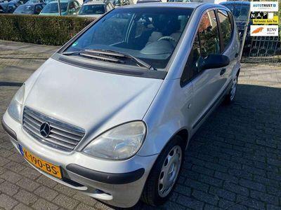 tweedehands Mercedes A140 Elegance AIRCO KM 171098 MET NAP