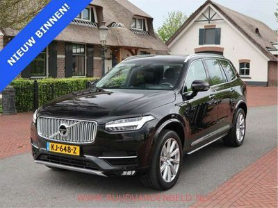 tweedehands Volvo XC90 D5 INSCRIPTION HUD/ACC/360*/VENTILATIE/B&W/TREKHAA