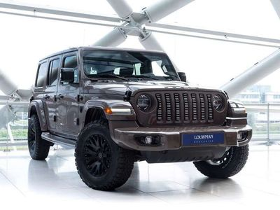 tweedehands Jeep Wrangler Unlimited Brute Richmond Custom Cabrio 2.0T Aut8 |