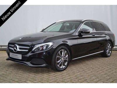 tweedehands Mercedes C300 Estate CDI HYBRID Avantgarde Ambition
