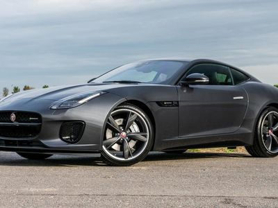 tweedehands Jaguar F-Type 2.0 300pk R-Dynamic Aut.