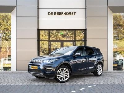tweedehands Land Rover Discovery Sport 2.0 SI4 240pk 4WD AUT 5p. HSE