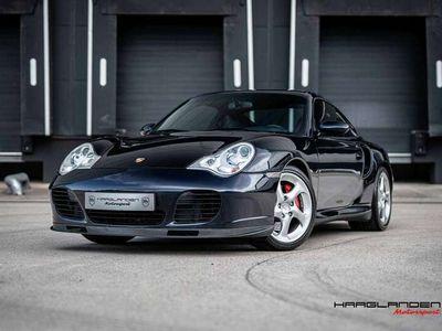 tweedehands Porsche 996 /996 3.6 Coupé Turbo Handbak-NL Auto