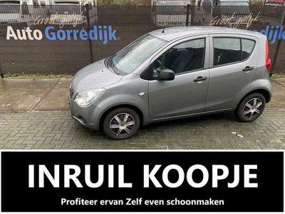 tweedehands Opel Agila 1.0 Edition Leuke hoogzitter