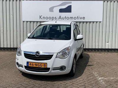 tweedehands Opel Agila 1.0 Edition LPG G3 Apk 05/21