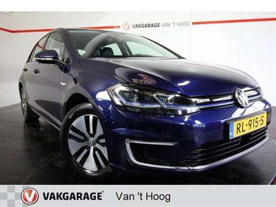 tweedehands VW Golf e-Golf / 2000,- Subsidi,EX BTW,Leder,Navi