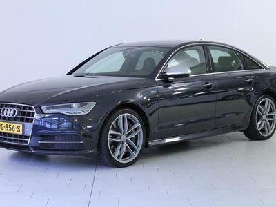 tweedehands Audi A6 4.0 TFSI S6 Pro Line Plus | SUPERSPORTSTOELEN | 20 INCH GEGOTEN L.M. VELGEN | STOELVERWARMING V + A | ZONNESCHERMEN RONDOM | 1E EIGENAAR | BTW AUTO