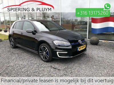 tweedehands VW Golf 1.4 TSI GTE | Camera | Blind spot | 17''velg | NL