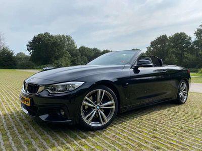 tweedehands BMW 428 i M-Pakket, cabrio, 360, head-up