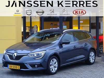tweedehands Renault Mégane Estate TCe 140PK LIMITED NL AUTO / TOP OCCASION /