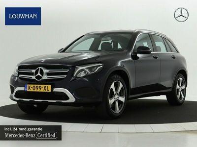 tweedehands Mercedes 250 GLC-KLASSE4MATIC   Automaat   Inklapbare buitenspiegels   Stoelverwarming Inclusief 24 MB Premium Certified garantie voor Europa.