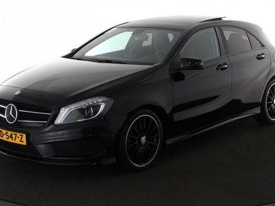 tweedehands Mercedes A180 AMG Night Automaat | Panoramadak | Xenon | Navigat