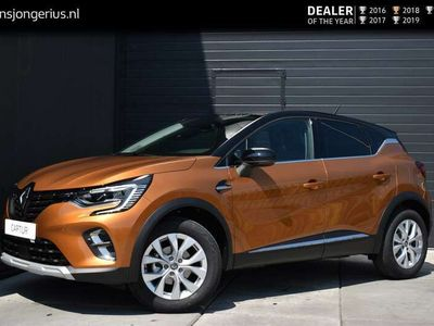 tweedehands Renault Captur 1.0 TCe Bi-Fuel Intens | €2175 VOORRAADVOORDEEL !!