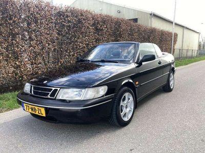 tweedehands Saab 900 Cabriolet 2.0 S / LEER / AIRCO / ELEC KAP / YOUNGTIME