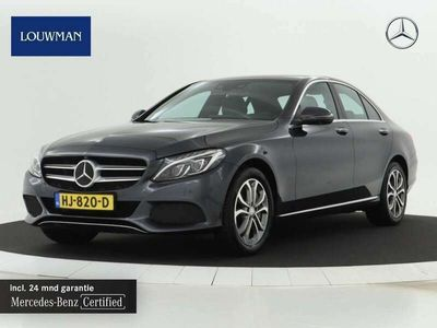 tweedehands Mercedes C350e Lease Edition Plus Rijassistentiepakket | Head-u