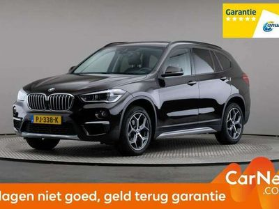 tweedehands BMW X1 sDrive18d Corporate Lease High € 27.900