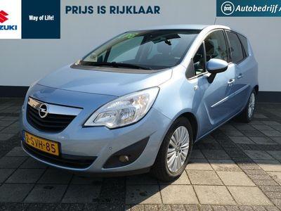 tweedehands Opel Meriva 1.4 Turbo Cosmo LPG-G3 RIJKLAAR PRIJS