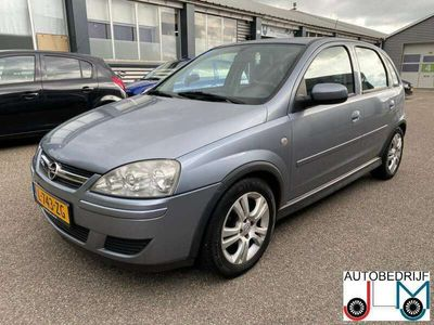 tweedehands Opel Corsa 1.2 12V Silverline 5D 2006 Climate control