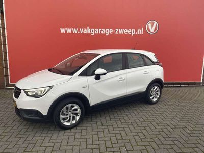 tweedehands Opel Crossland X 1.2 Online Edition | Apple Car Play | Airco | PDC