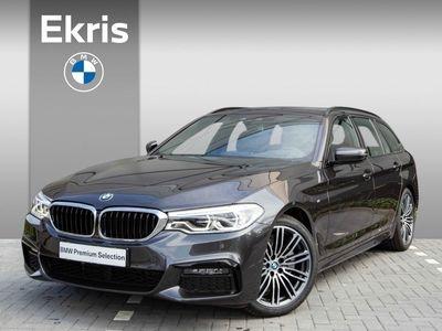 tweedehands BMW 520 5 Serie i Touring Aut. High Executive / M Sportpakket / Panodak / Head-Up-Display