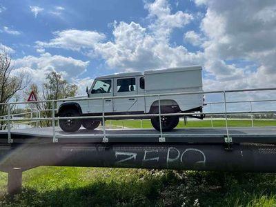 tweedehands Land Rover Defender NL auto BTW verrekenbaar 130 Crew Cabin