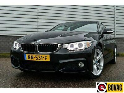 tweedehands BMW 420 4-SERIE Gran Coupé i M-Sport RIJKLAAR PRIJS-GARANTIE Leder sport Interieur Xenon Navigatie