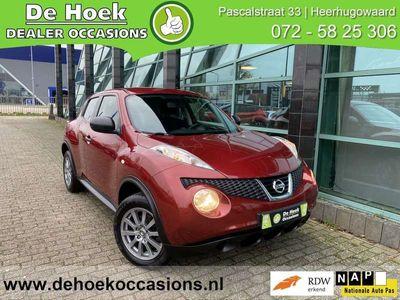 tweedehands Nissan Juke 1.6 Acenta Nette Auto ! Dealer ond. !